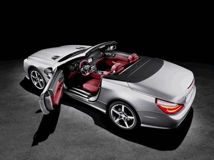 2012 Mercedes-Benz SL350 ( R231 ) 8