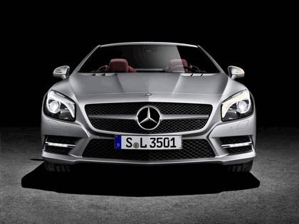 2012 Mercedes-Benz SL350 ( R231 ) 10