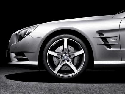 2012 Mercedes-Benz SL350 ( R231 ) 11