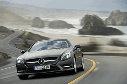2012 Mercedes-Benz SL500 ( R231 ) 1