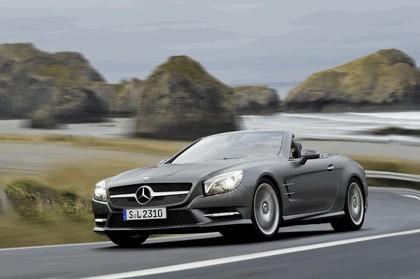 2012 Mercedes-Benz SL500 ( R231 ) 2