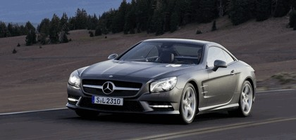 2012 Mercedes-Benz SL500 ( R231 ) 4