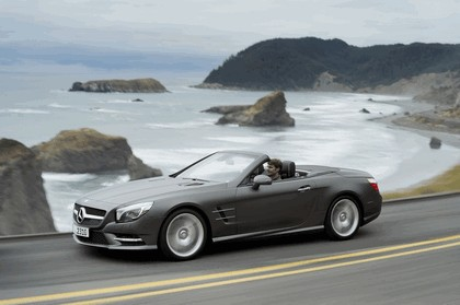 2012 Mercedes-Benz SL500 ( R231 ) 5