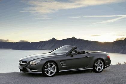 2012 Mercedes-Benz SL500 ( R231 ) 6
