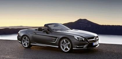 2012 Mercedes-Benz SL500 ( R231 ) 7