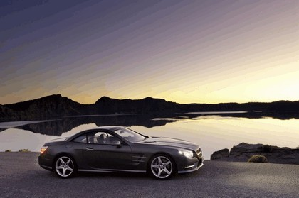 2012 Mercedes-Benz SL500 ( R231 ) 8