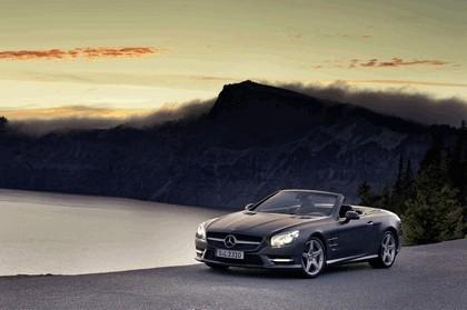 2012 Mercedes-Benz SL500 ( R231 ) 9