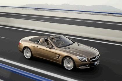 2012 Mercedes-Benz SL500 ( R231 ) 10