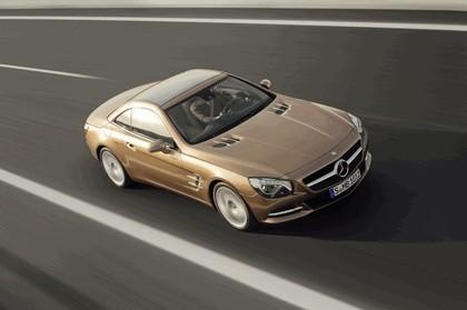 2012 Mercedes-Benz SL500 ( R231 ) 11
