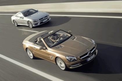 2012 Mercedes-Benz SL500 ( R231 ) 12