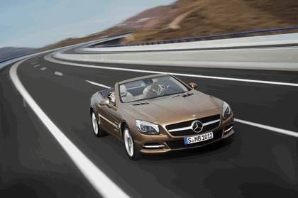 2012 Mercedes-Benz SL500 ( R231 ) 13