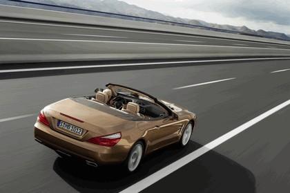 2012 Mercedes-Benz SL500 ( R231 ) 14