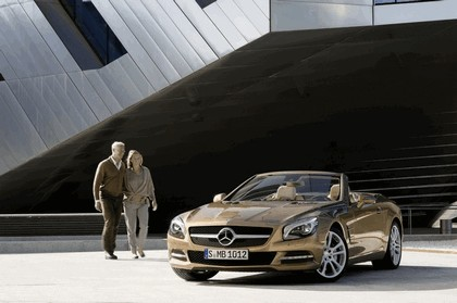 2012 Mercedes-Benz SL500 ( R231 ) 16