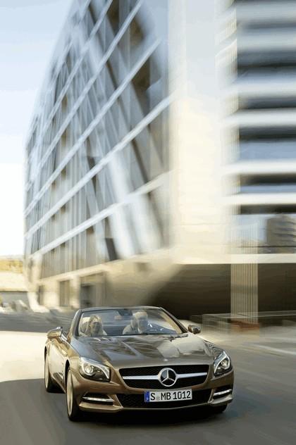 2012 Mercedes-Benz SL500 ( R231 ) 22
