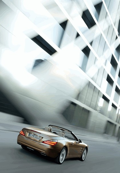 2012 Mercedes-Benz SL500 ( R231 ) 23