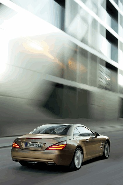 2012 Mercedes-Benz SL500 ( R231 ) 24