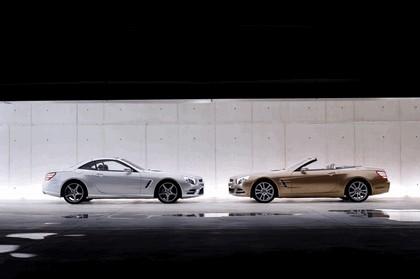 2012 Mercedes-Benz SL500 ( R231 ) 27