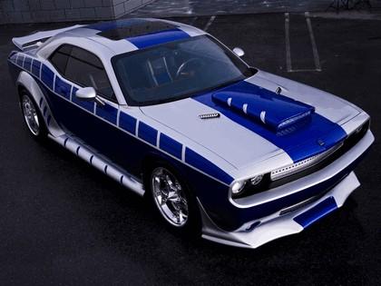 2010 Dodge Challenger by Mopar & Rich Evans concept 1