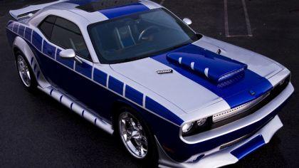 2010 Dodge Challenger by Mopar & Rich Evans concept 9