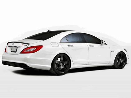 2011 Mercedes-Benz CLS63 ( C218 ) AMG by IND Distribution 2