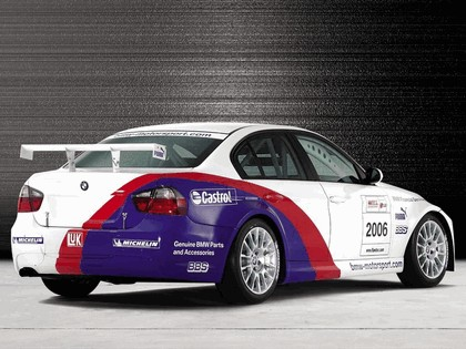 2006 BMW 320i WTCC 2