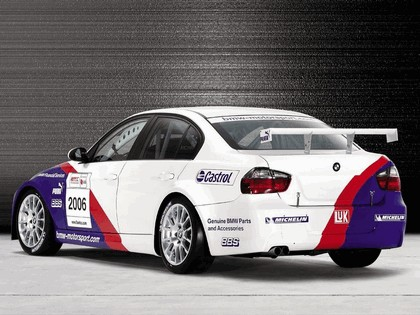 2006 BMW 320i WTCC 4