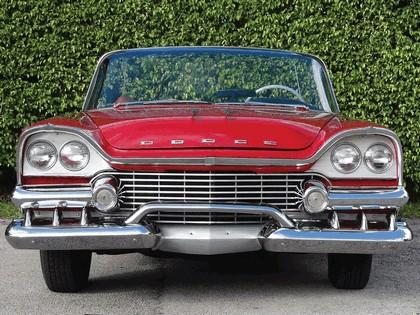 1958 Dodge Coronet Super D-500 convertible 3