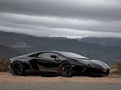 2011 Lamborghini Aventador LP700-4 - USA version 2