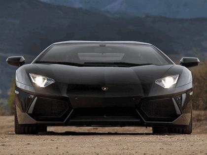 2011 Lamborghini Aventador LP700-4 - USA version 4
