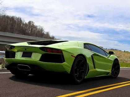 2011 Lamborghini Aventador LP700-4 - USA version 9