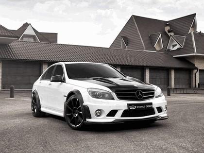 2011 Mercedes-Benz C-klasse ( W204 ) by Status Design 1