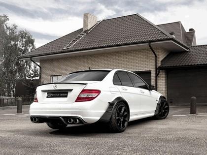 2011 Mercedes-Benz C-klasse ( W204 ) by Status Design 2