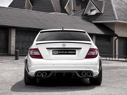 2011 Mercedes-Benz C-klasse ( W204 ) by Status Design 5