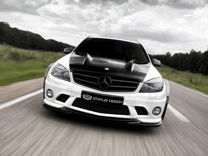 2011 Mercedes-Benz C-klasse ( W204 ) by Status Design 6