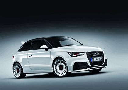 2012 Audi A1 quattro 1