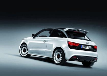 2012 Audi A1 quattro 2