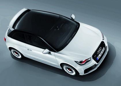 2012 Audi A1 quattro 3