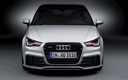 2012 Audi A1 quattro 4
