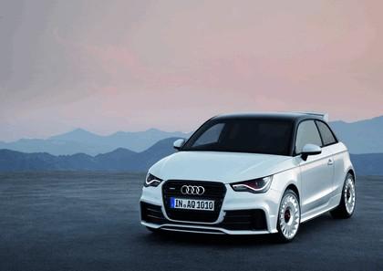 2012 Audi A1 quattro 6
