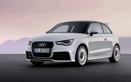 2012 Audi A1 quattro 7