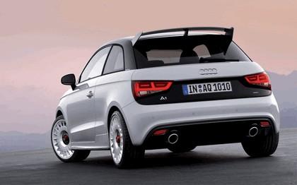 2012 Audi A1 quattro 9