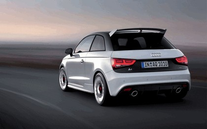 2012 Audi A1 quattro 10