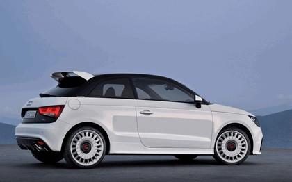 2012 Audi A1 quattro 12