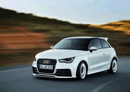 2012 Audi A1 quattro 14