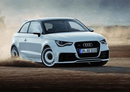 2012 Audi A1 quattro 16
