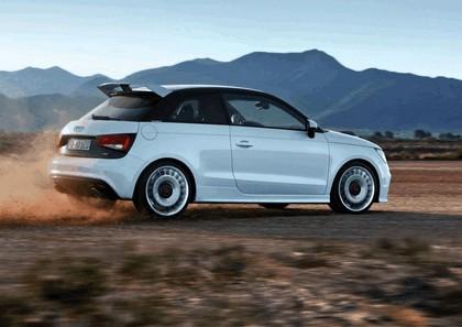 2012 Audi A1 quattro 17