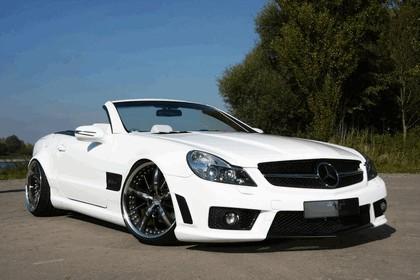 2011 Mercedes-Benz SL-klasse ( R230 ) by PP Exclusive 2