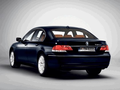 2006 BMW 730d Special edition exclusive ( carbon black - gold brown ) 2