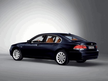 2006 BMW 730d Special edition exclusive ( carbon black - gold brown ) 4