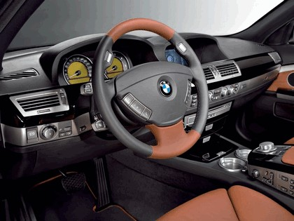 2006 BMW 730d Special edition exclusive ( carbon black - gold brown ) 7